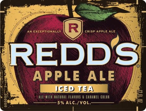 Redd's Apple Ale Iced Tea