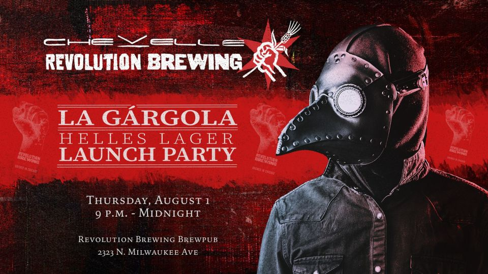Revolution Brewing La Gargola