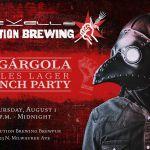 Revolution Brewing La Gargola