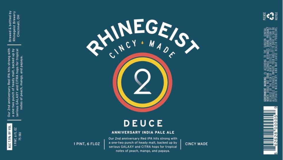 Rhinegeist Deuce