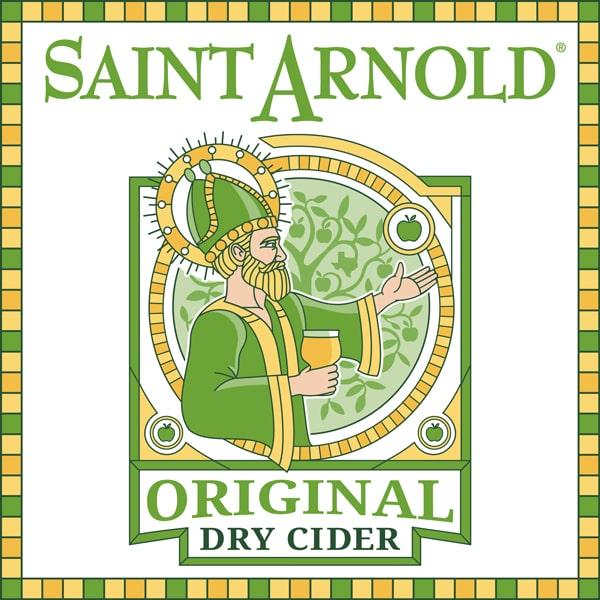 Saint Arnold Original Dry Cider