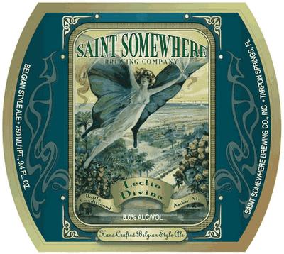 Saint Somewhere Lectio Divina