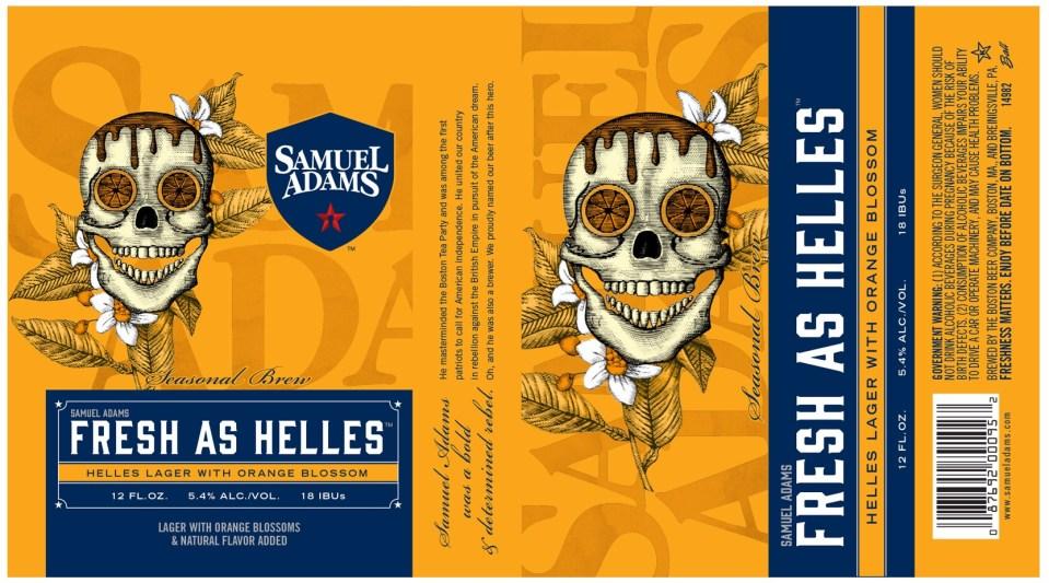Samuel Adams Fresh As Helles