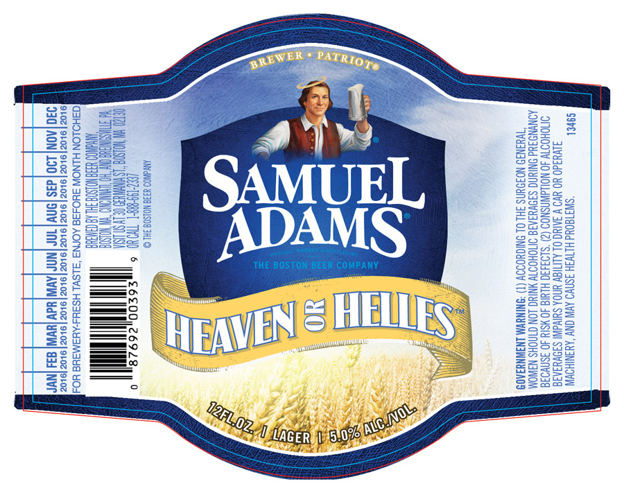 Samuel Adams Heaven or Helles