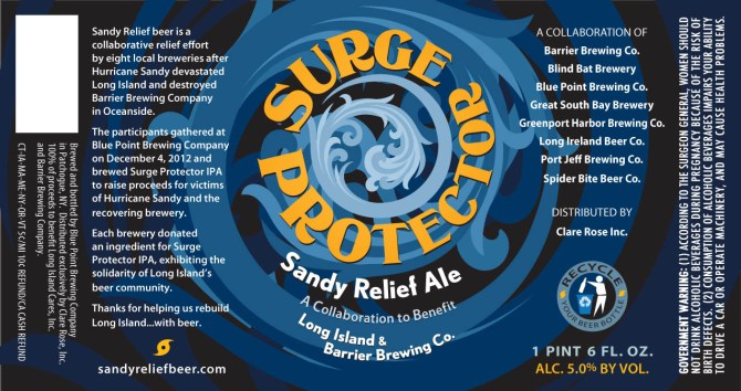 Sandy Relief Ale
