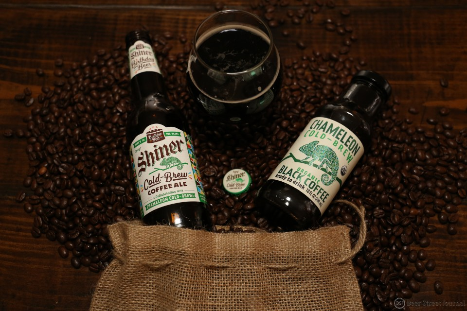 Shiner Cold Brew Coffee Ale