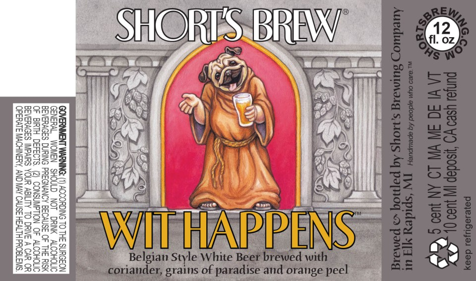 Short's Brew Wit Happens