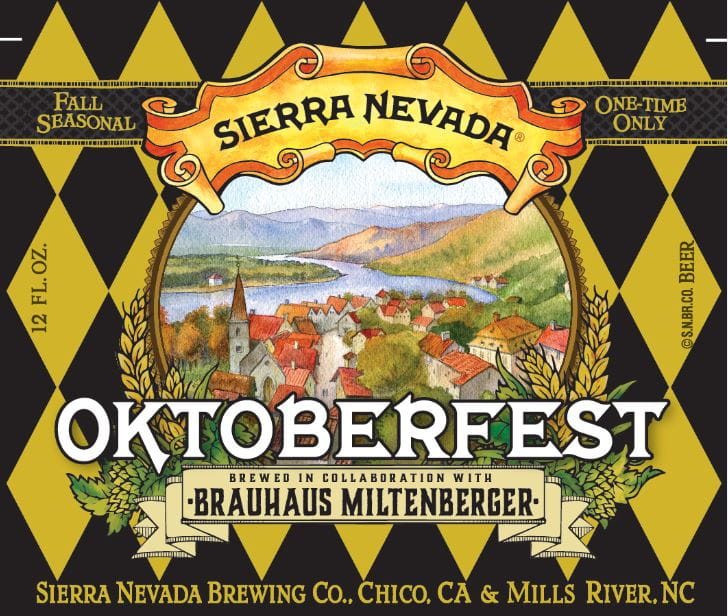Sierra Nevada Oktoberfest 2017