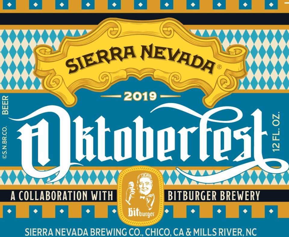 Sierra Nevada Oktoberfest 2019