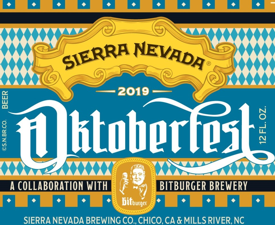 Image result for sierra nevada oktoberfest 2019