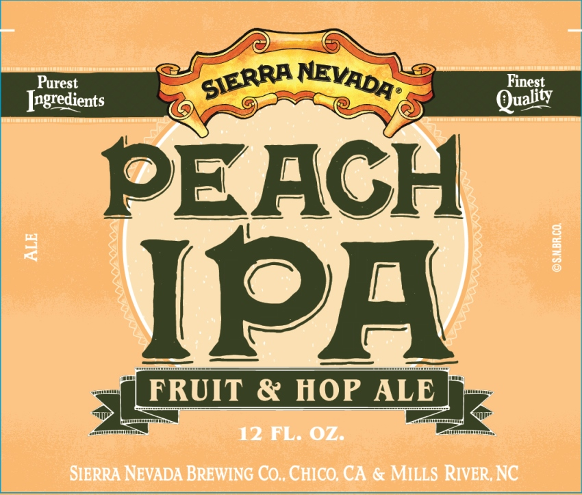 Sierra Nevada Peach IPA