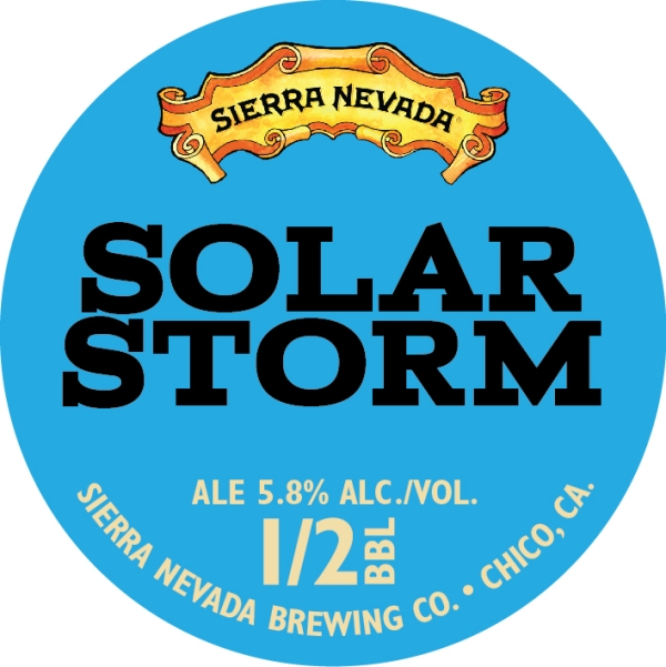Sierra Nevada Solar Storm