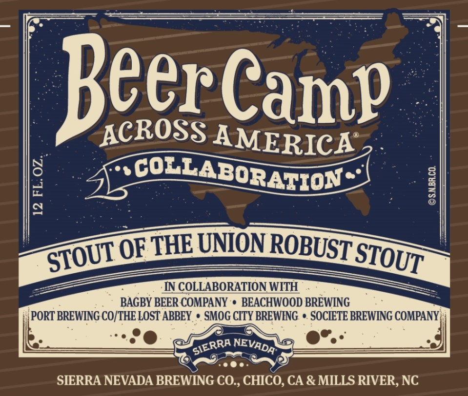 Sierra Nevada Stout of the Union Robust Stout