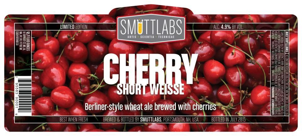 Smuttlabs Cherry Short Weisse