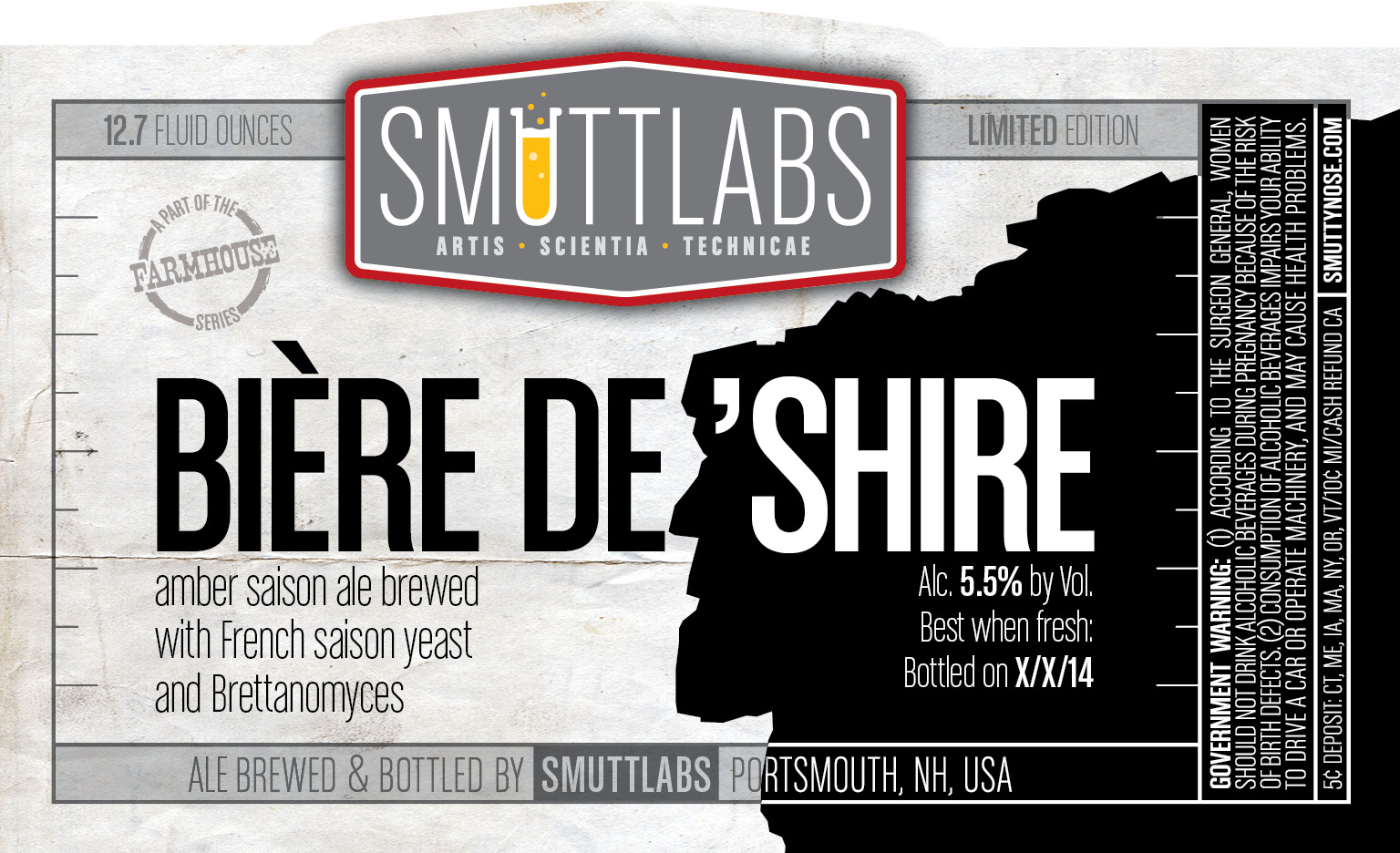 Image result for biere de shire smuttlabs
