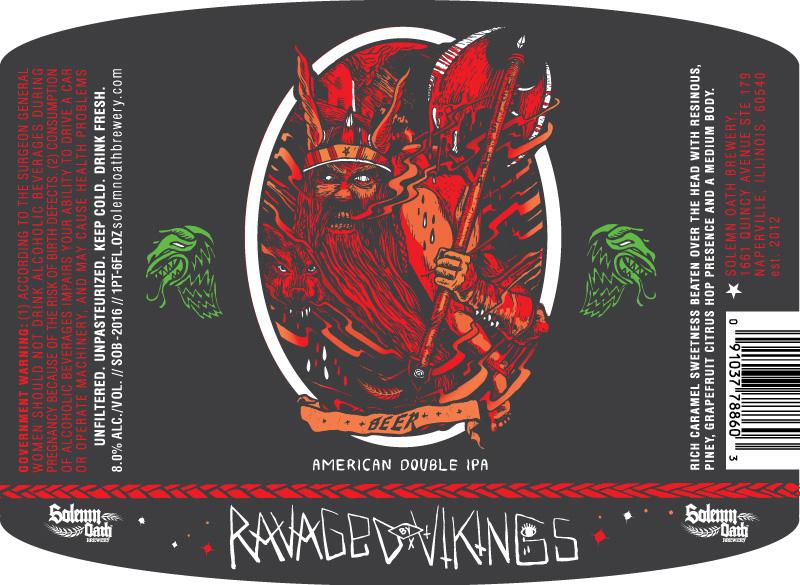 Solemn Oath Ravaged Vikings
