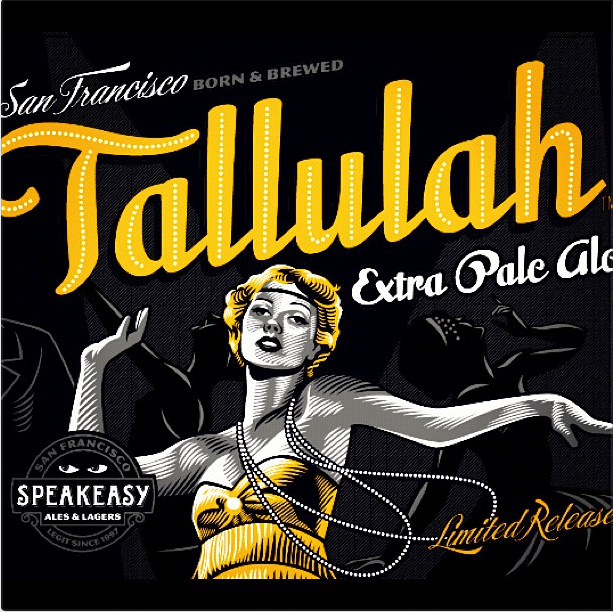 Speakeasy Tallulah Extra Pale Ale