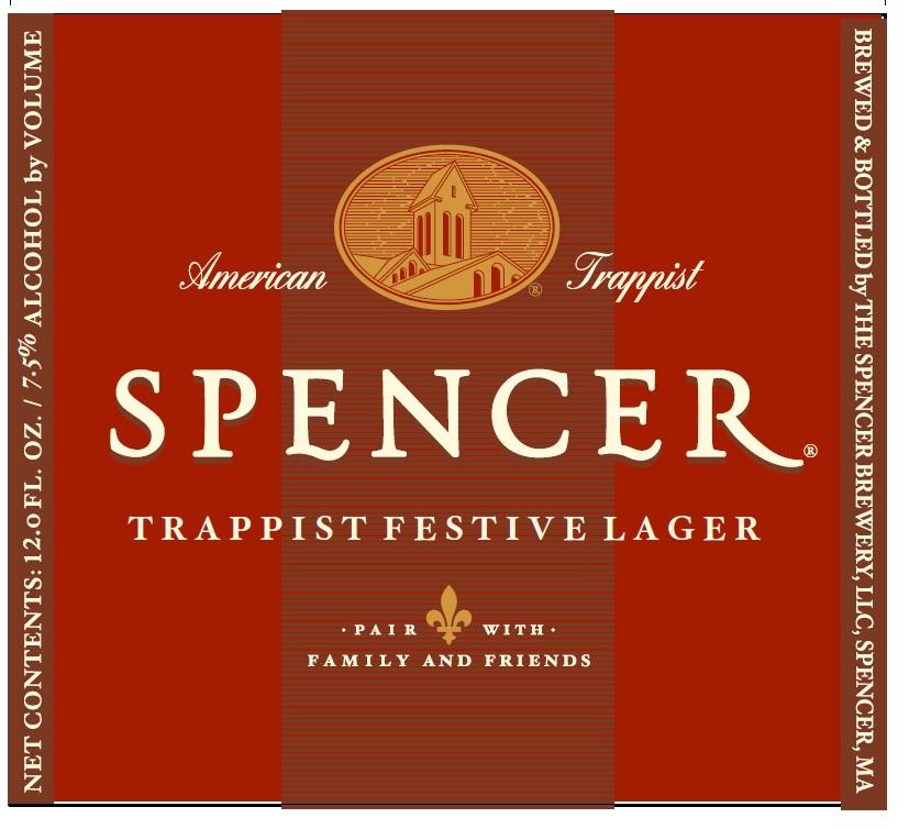 Spencer Trappist Festive Lager