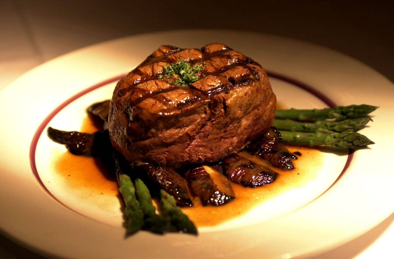 Five Star Steak Restaurants