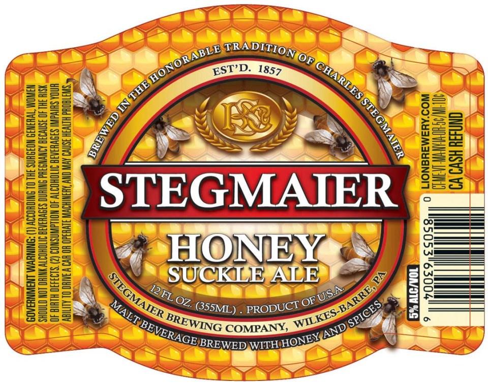 Stegamaier Honeysuckle Ale
