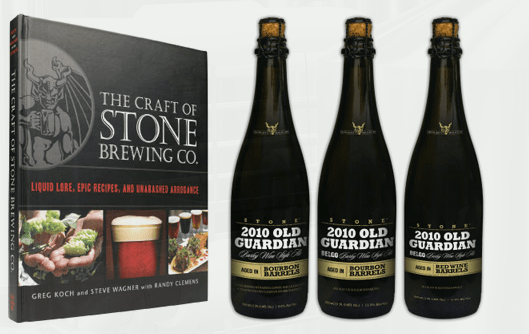 Stone Book Released Today Beer Street Journal
