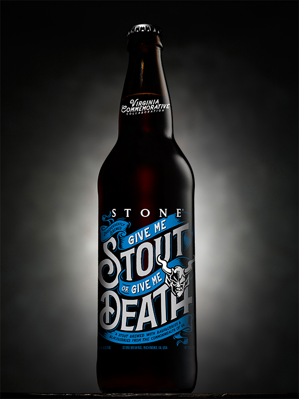 Stone Give Me Stout or Give Me Death