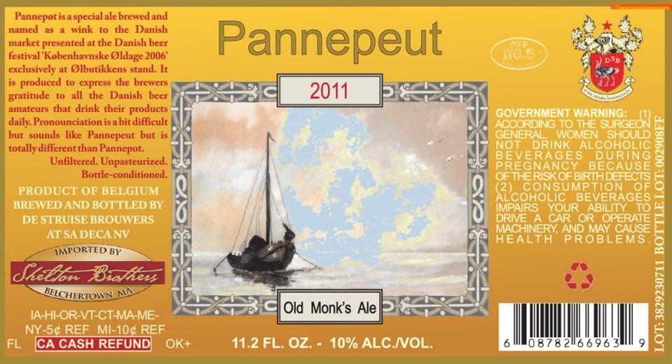 Struise Pannepeut 2011