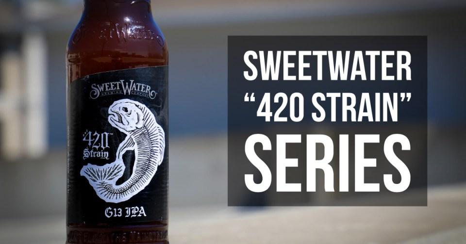 SweetWater 420 Strain G13 Header