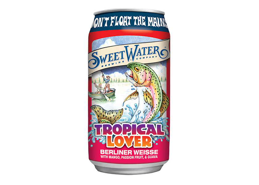 SweetWater Tropical Lover