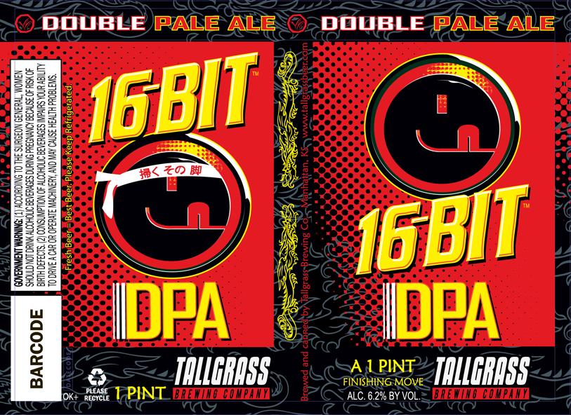 Tallgrass 16 Bit DPA