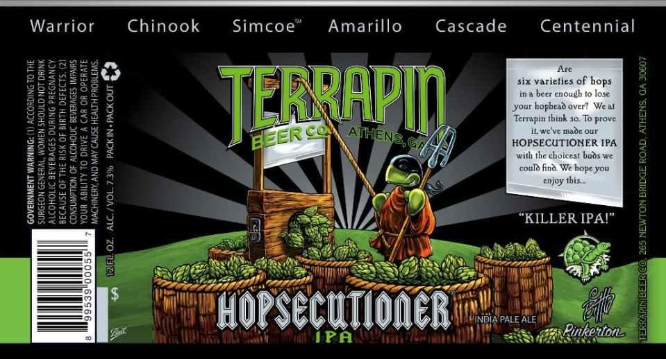 Terrapin Hopsecutioner 2018