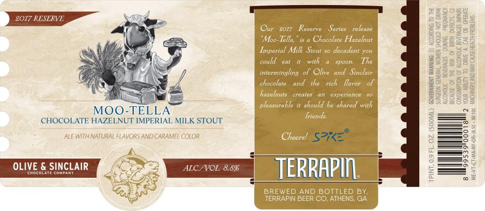 Terrapin Moo-Tella
