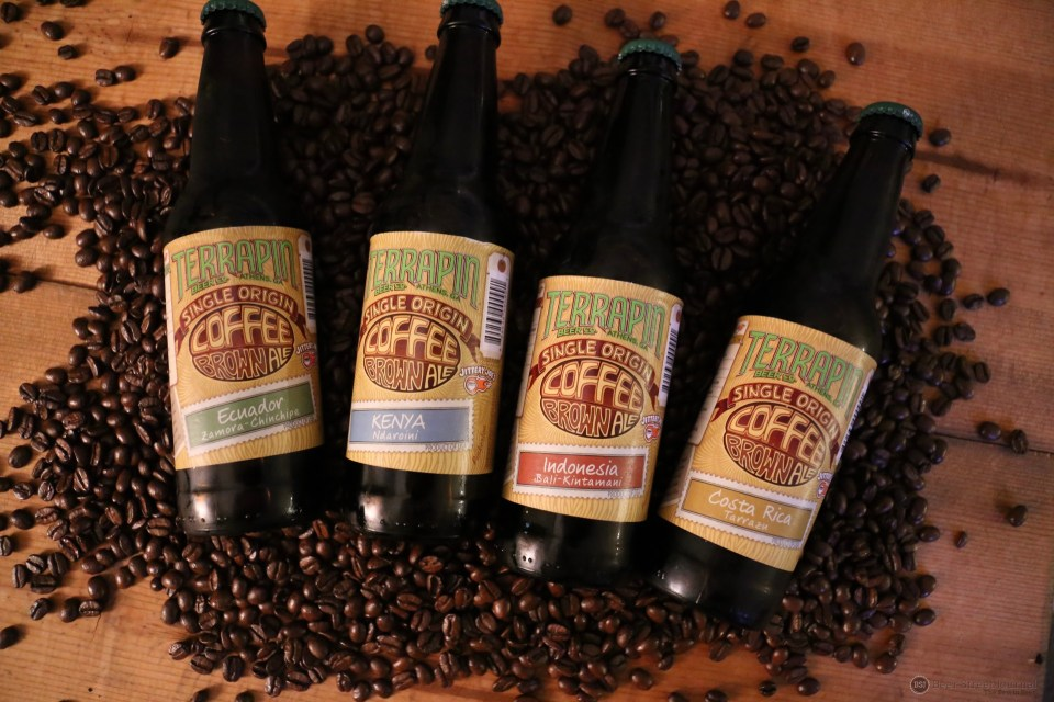 Terrapin Single Origin Coffee Brown Ale