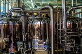 5 Barrel, copper brew house