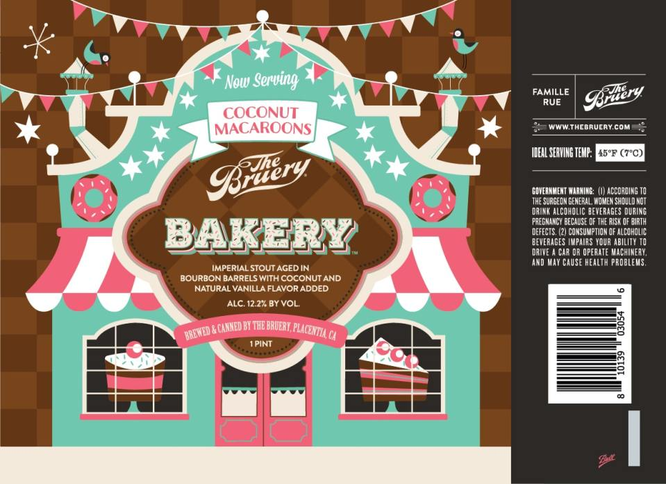 The Bruery Bakery