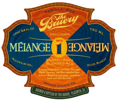 The Bruery Melange 1