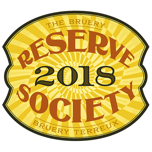 The Bruery Reserve Society 2018