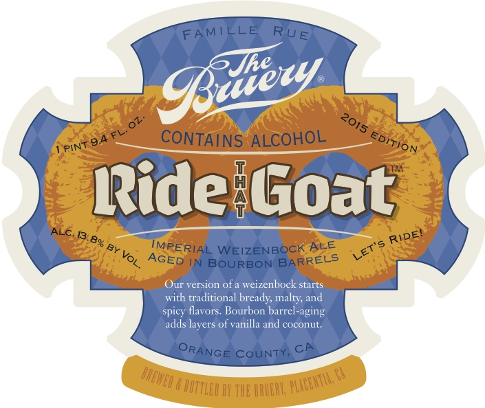 The Bruery Ride That Goat