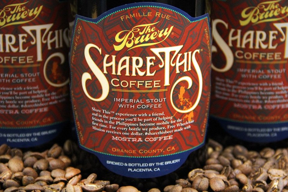 The Bruery Share This Imperial Stout