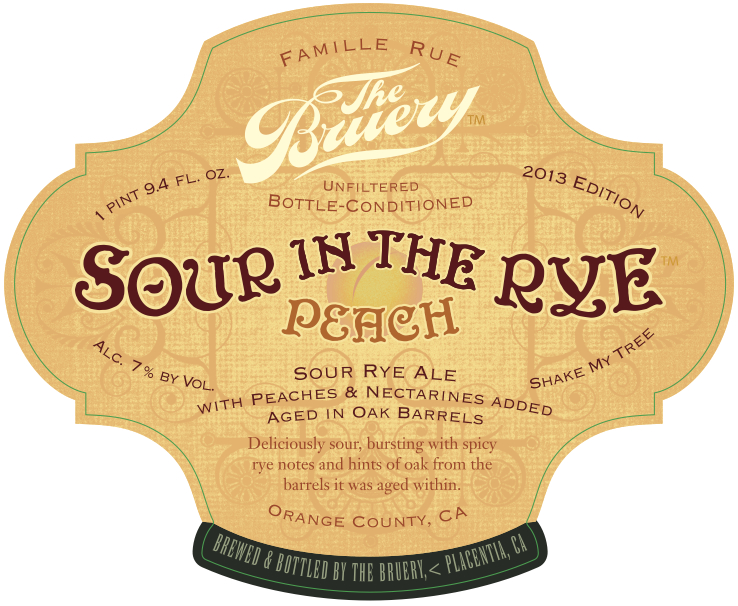 The Bruery Sour in the Rye Peach