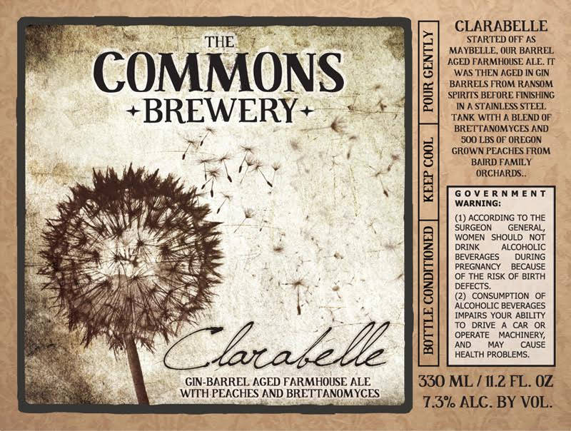 The Commons Brewery Clarabelle