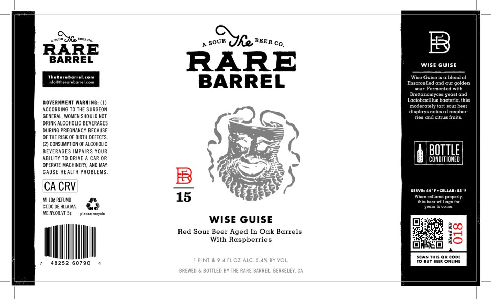 The Rare Barrel Wise Guise