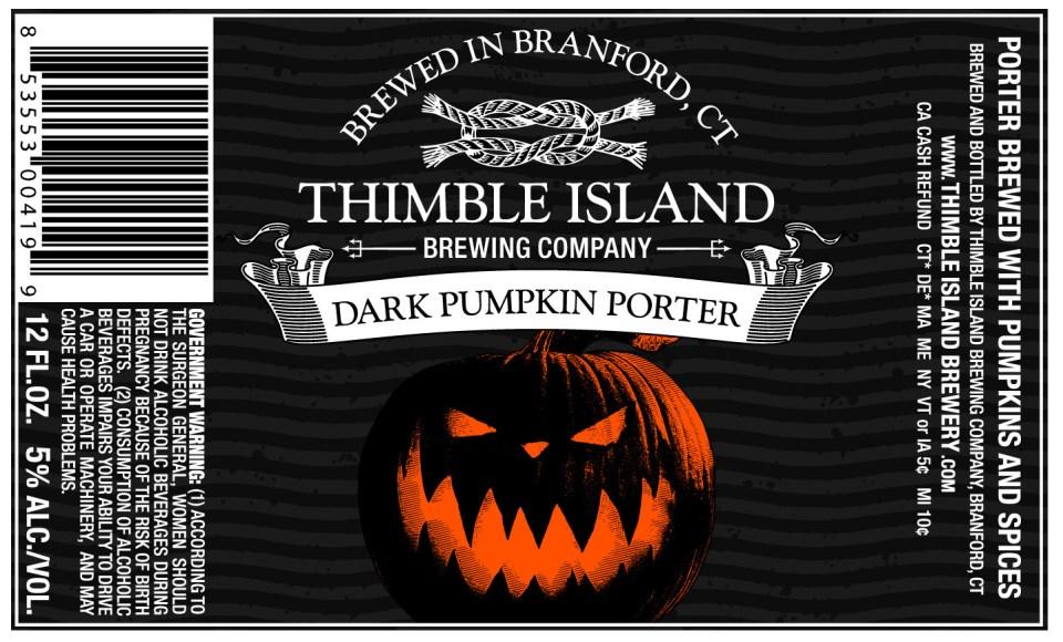 Thimble Island Dark Pumpkin