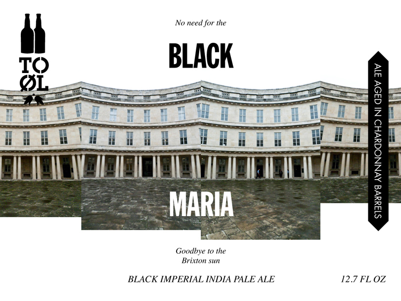 To OL Black Maria
