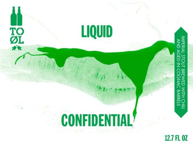 To Ol Cognac Liquid Confidential