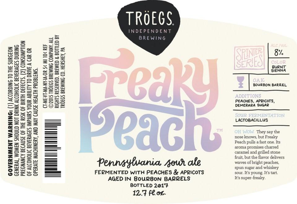 Troegs Freaky Peach