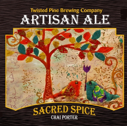 Twisted Sacred Spice Chai Porter