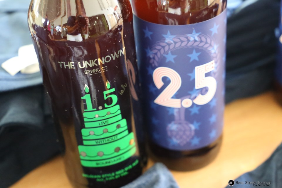 Unknown Brewing 2.5