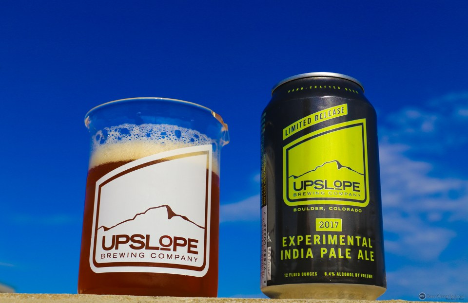 Upslope Experimental IPA 2017