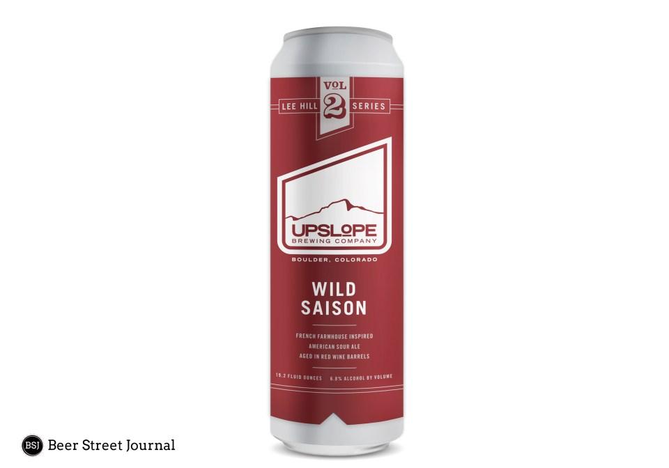Upslope Wild Saison